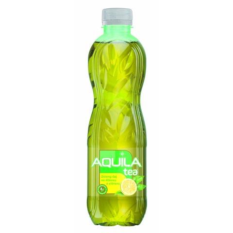 Aquila Tea.m Zelený Čaj s Citronem 0,5l