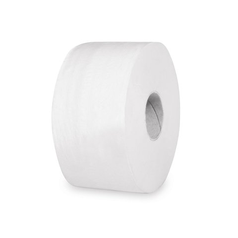 Toal. Papír TISSUE JUMBO 190mm 2-vrst. Bílý (12ks)