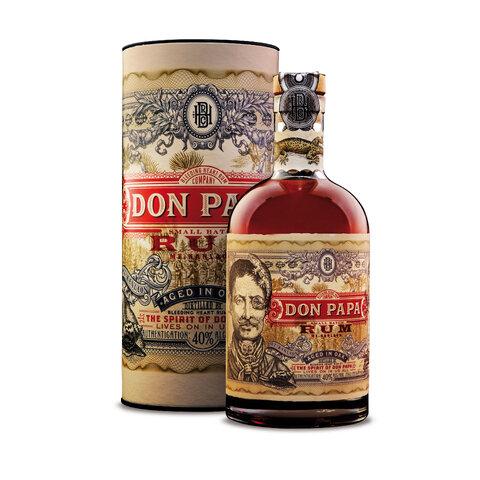 Rum Don Papa 40% 0,7l TUBA