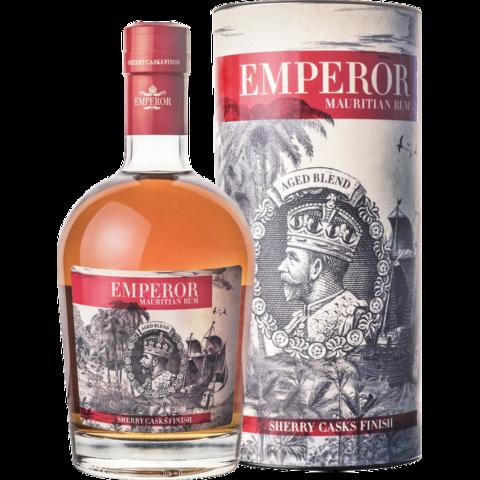 Rum Emperor Sherry Finish 40% 0,7l