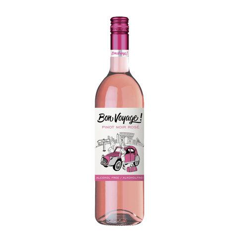 Bon Voyage Pinot Noir Rose BEZ ALKOHOLU 0,75l