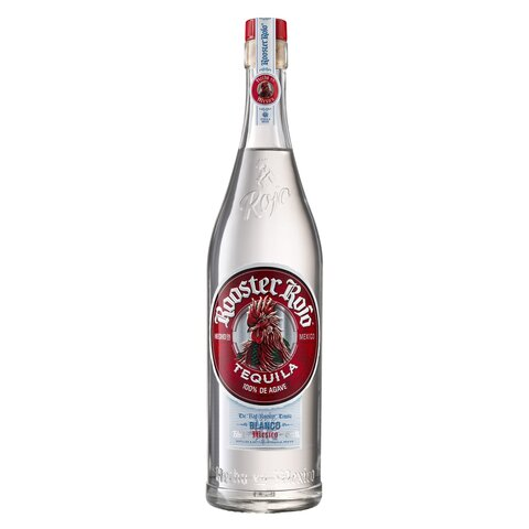 Rooster Rojo Tequila Blanco 38% 0,7l