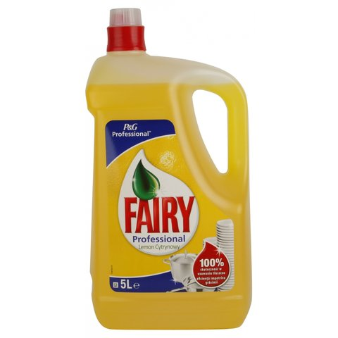 Jar Expert/Lemon/Fairy 5l