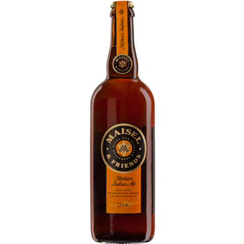 M & F Stefan´s Indian Ale 0,75l