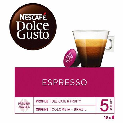 Dolce Gusto Espresso NESCAFE 88g