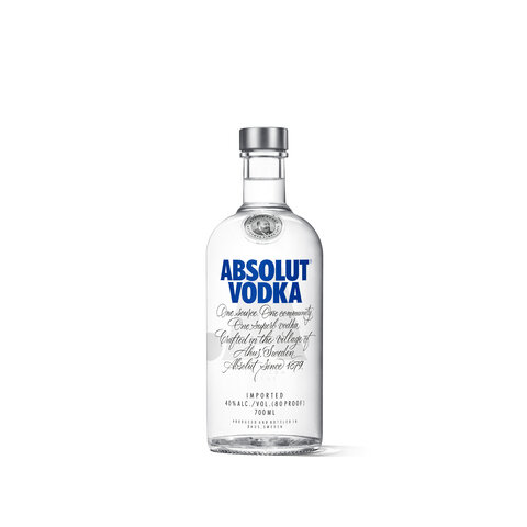 Vodka Absolut Blue 40% 0,7l