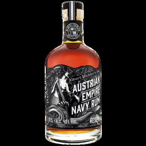 Rum Austrian Empire Navy Reserva 1863 40% 0,7l