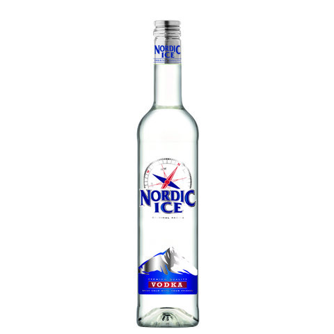 Nordic Ice Vodka 37,5% 0,5l