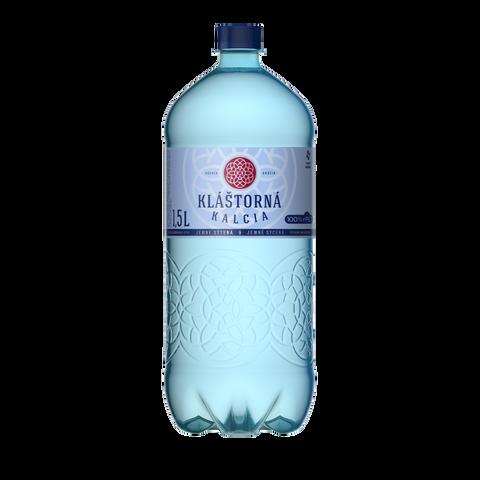 Kláštorná Kalcia Jemně PET 1,5l