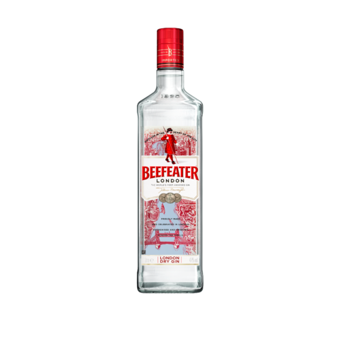 Gin Beefeater 40% 1,0l