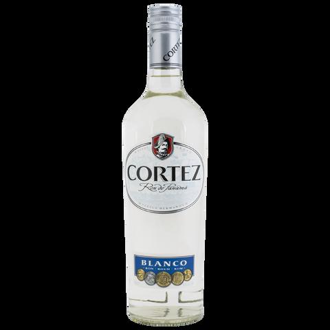 Rum Cortez Blanco 40% 1,0l