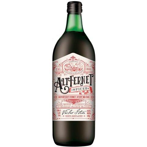 AltFernet Spiced Blatná 35% 1,0l