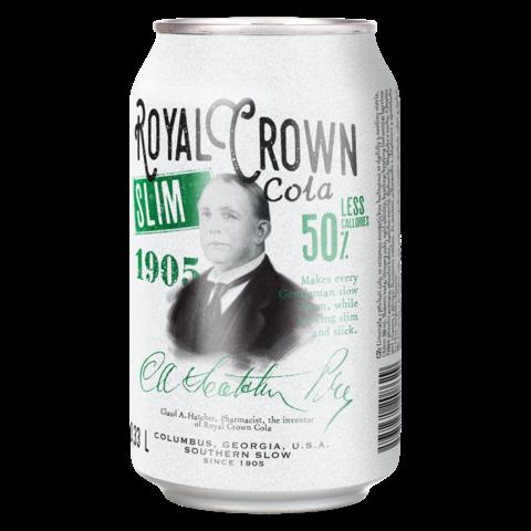 RC Cola Slim PLECH 0,33l