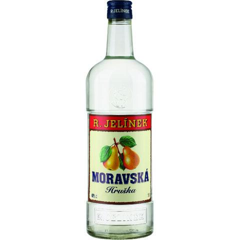 RJ Moravská Hruška 38% 1,0l