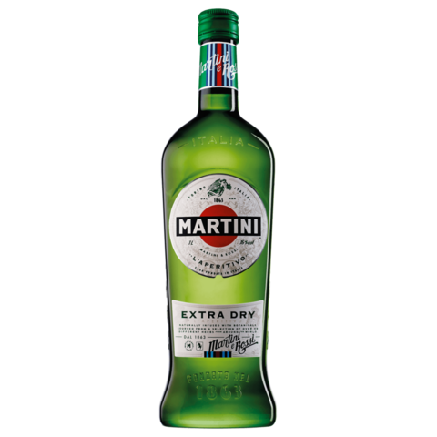 Martini Extra Dry 15% 1,0l