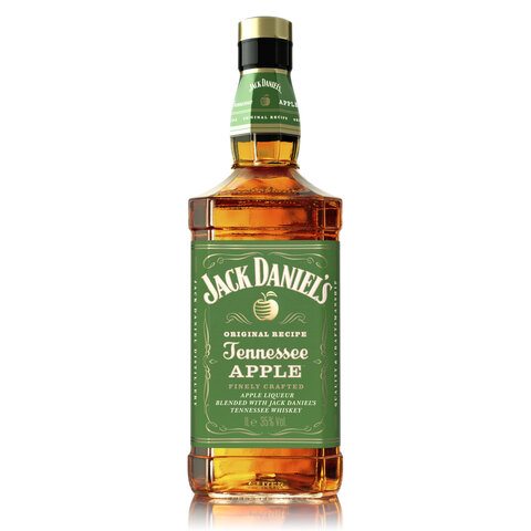 Jack Daniels Apple 35% 1,0l