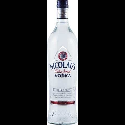 Nicolaus Extra Jemná Vodka 38% 1,0l