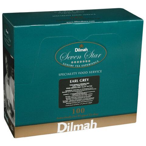 Dilmah Earl Grey 100x2g