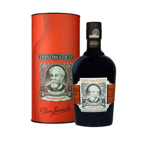 Rum Diplomatico Mantuano TUBA 40% 0,7l