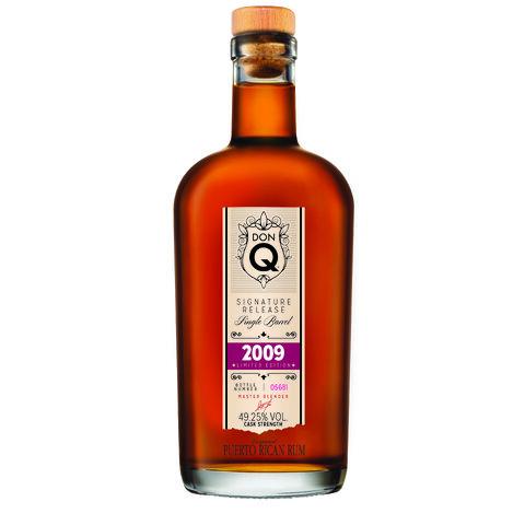 Don Q Signature Release 2009 Rum 49,25% 0,7l