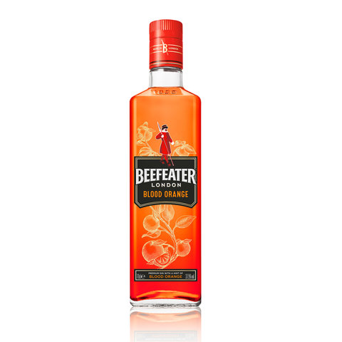 Gin Beefeater BLOOD ORANGE 37,5% 1,0l