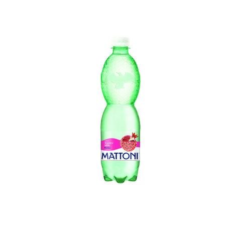 Mattoni PET 0,5l Granátové Jablko