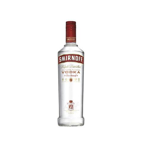 Smirnoff Vodka Red 37,5% 1,0l