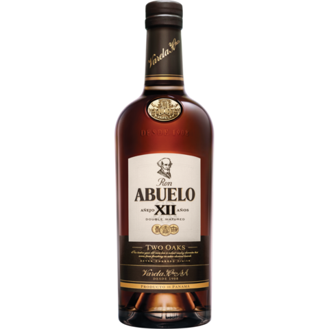 Rum Abuelo Two Oaks 40% 0,7l