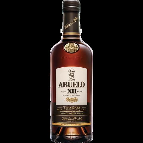 Rum Abuelo Two Oaks 40% 0,7l
