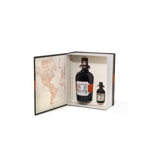 Rum Diplomatico Mantuano KNIHA GB 40% 0,7l