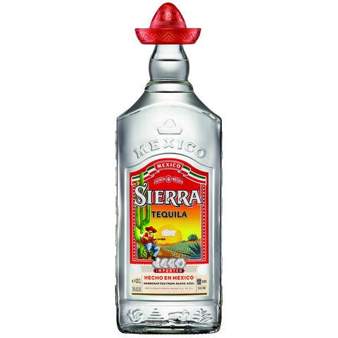 Sierra Silver (Blanco) 38% 1,0l