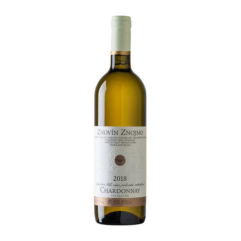 Znovín Chardonnay Jakostní 0,75l