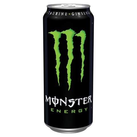 Monster Energy PLECH 0,50l