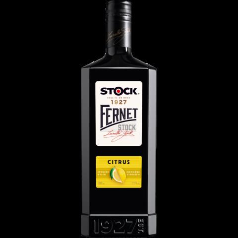 Fernet Stock Citrus 27% 1,0l