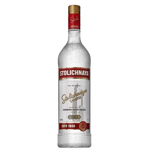 Stolichnaya Vodka 40% 1,0l