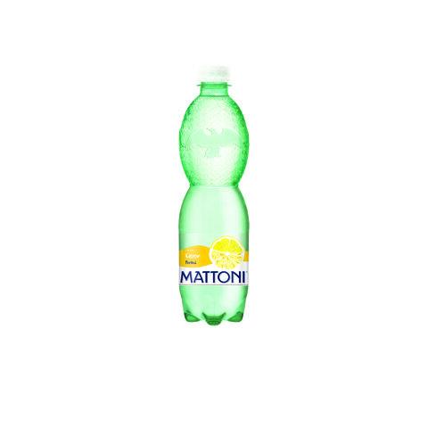 Mattoni PET 0,5l Citrón