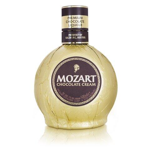 Mozart Chocolate Cream 17% 0,5l