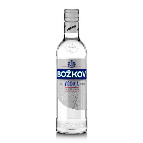 Božkov Vodka 37,5% 0,5l