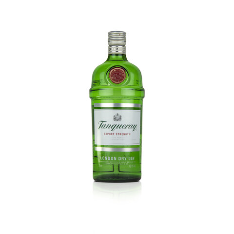 Gin Tanqueray 43,1% 1,0l