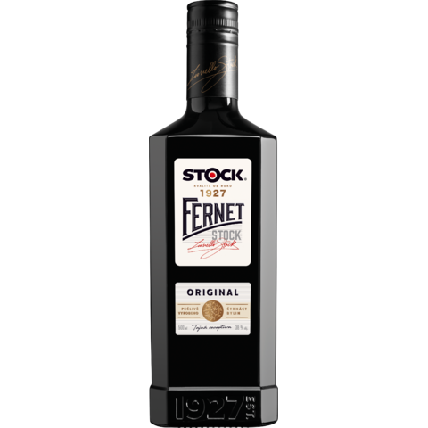Fernet Stock 38% 0,5l