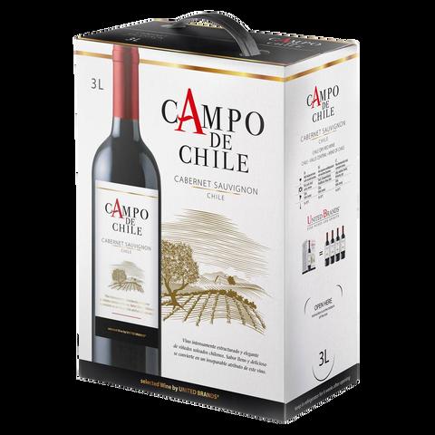 Campo De Chile Cabernet Sauvignon BIB 3,0l