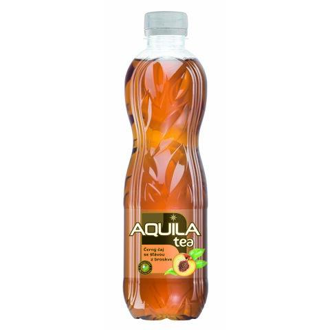 Aquila Tea.m Čaj Broskev 0,5l