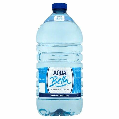 Aqua Bella Neperlivá PET 5,0l