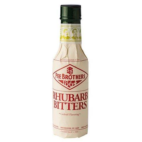 Fee Brothers Rhubarb/Rebarbora 4,5% 0,15l