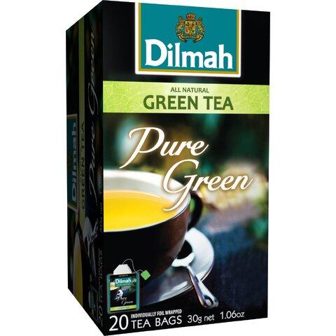 Dilmah Čaj Zelený 20x1,5g