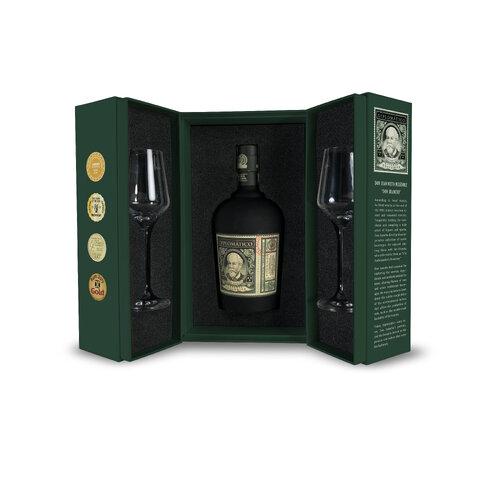 Rum Diplomatico Reserva Exclusive 12y Ritual GB 40% 0,7l
