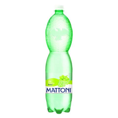 Mattoni PET 1,5l Bílé Hrozny