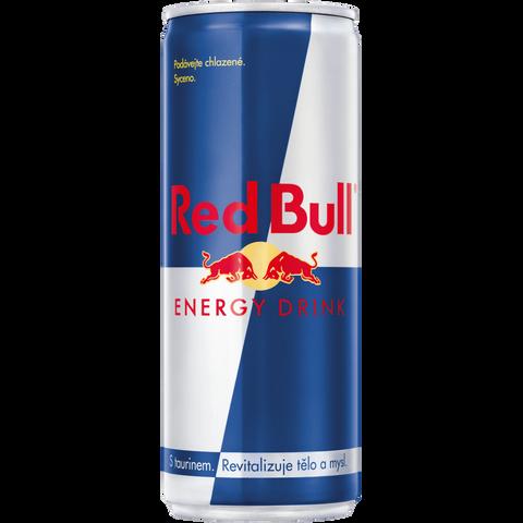 Red Bull PLECH 0,25l