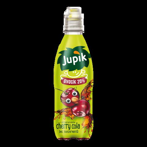 Jupík Funny Fruit Cherry Cola PET 0,33l