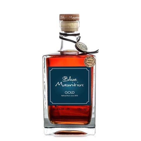Rum Blue Mauritius Gold 40% 0,7l